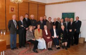 """Lietuvos mokslo istorikų ir filosofų bendrijos konferencija """"Scientia et Historia"""" 2006 m."""