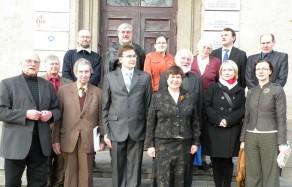 """Lietuvos mokslo istorikų ir filosofų bendrijos konferencija """"Scientia et Historia"""" 2010 m."""